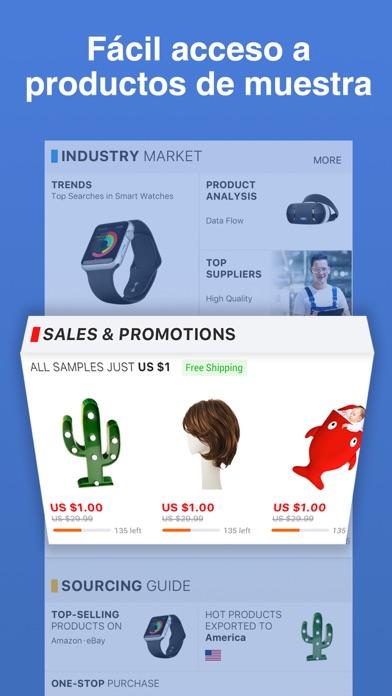 download App de comercio B2B Alibaba apps 1