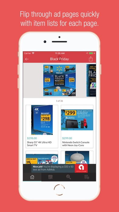 Black Friday 2018 Ads Shopping review screenshots