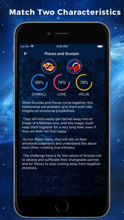 Horoscope - Zodiac Signs screenshot-3