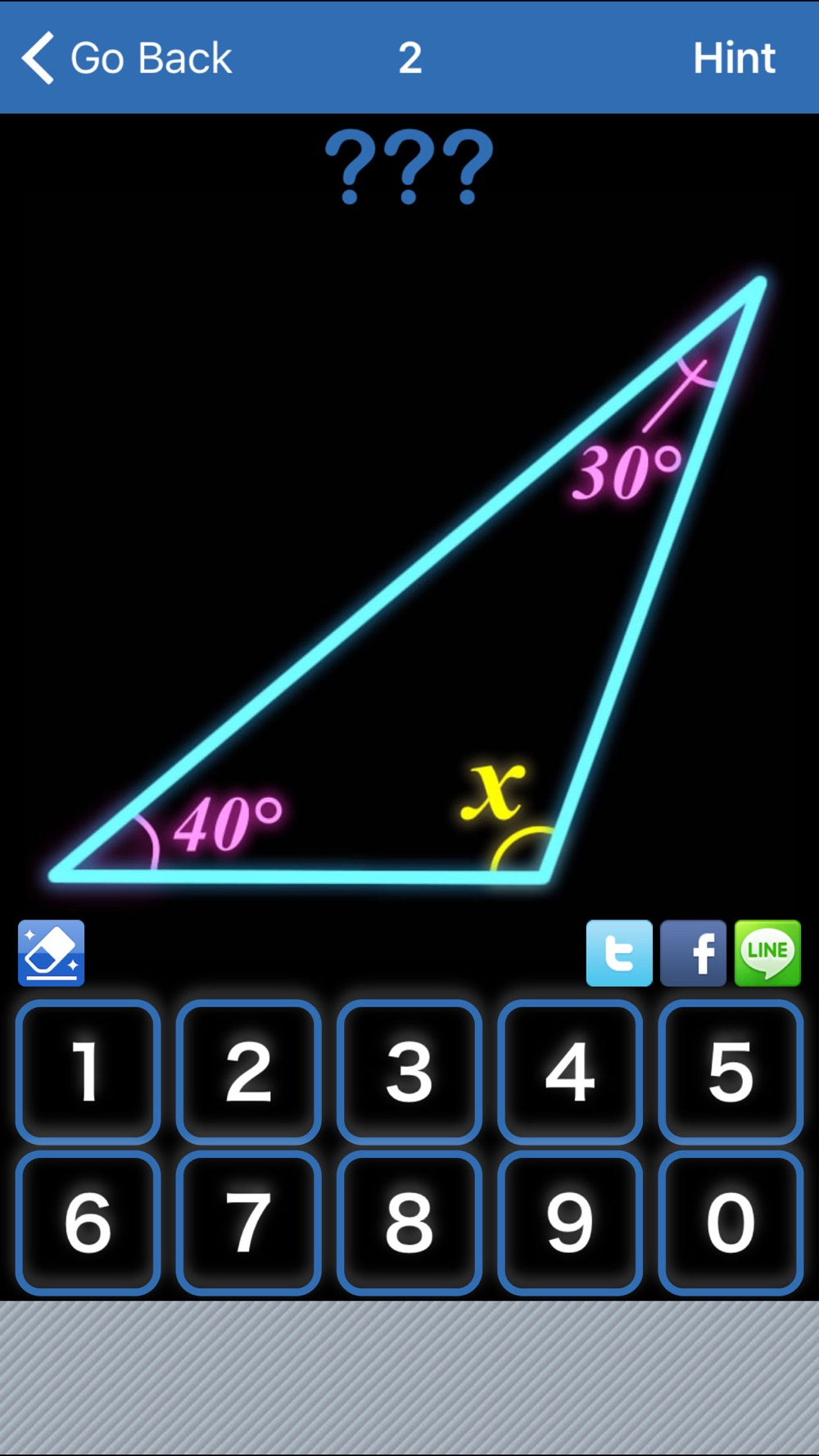 Find Angles! – Math questions Cheat Codes