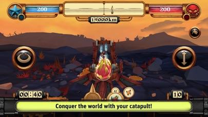 Steampumpkins: Catapult Action screenshot 1
