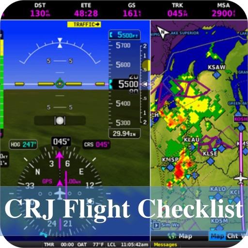 CRJ Flight Checklist