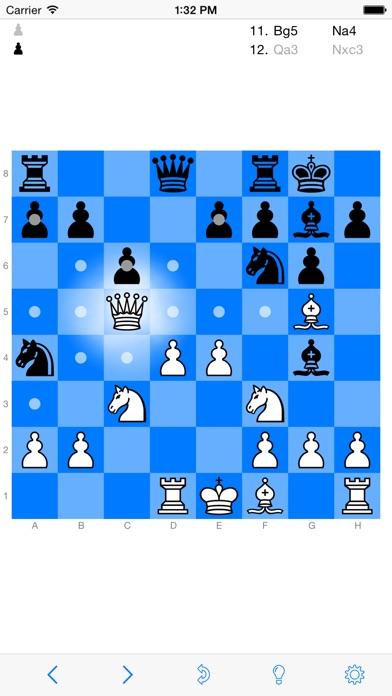 チェス - tChess Lite screenshot1