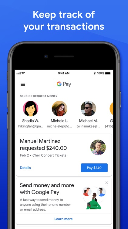 Google Pay screenshot-4