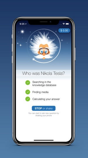 Smarty - answers to questions on the App Store