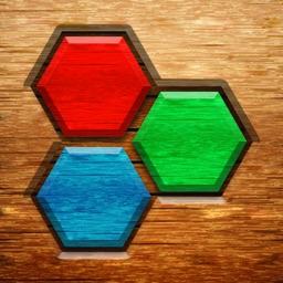 Hexa Wood Block Puzzle!