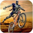 Aventura de avião de BMX Stunt icon