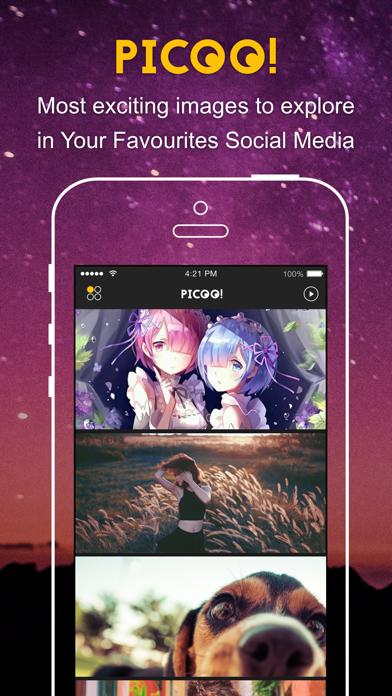 Picoo! screenshot one
