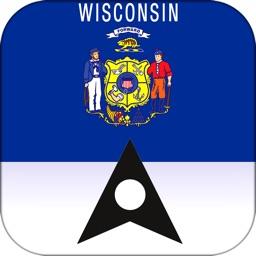 Wisconsin Offline Maps