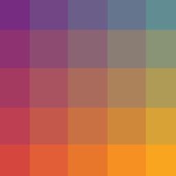 huedoku: original color puzzle