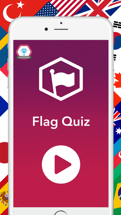 Flag Quiz - Nationalのおすすめ画像5