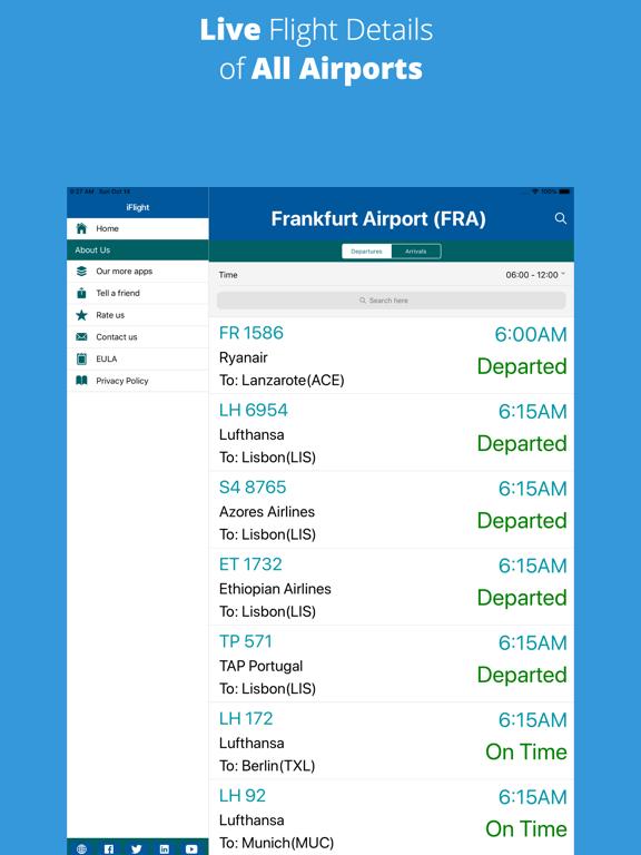iFlight - Flights Details screenshot 4
