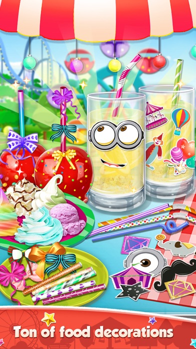 Carnival Fair Food screenshot three