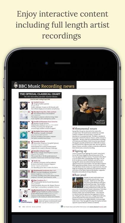 BBC Music Magazine screenshot-3
