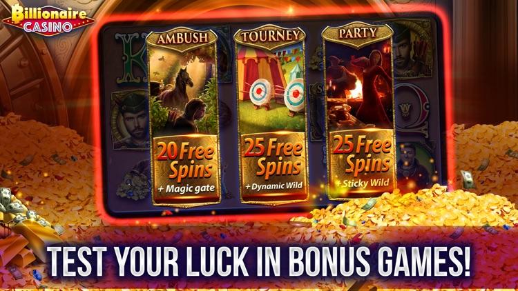 Slots - Billionaire Casino: Slot Machines Games