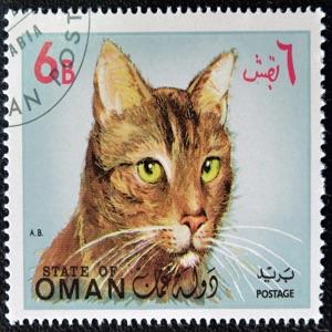 Postage Cats