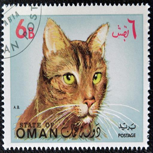 Postage Cats iOS App