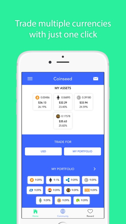 Coinseed - Crypto Cash Back screenshot-3