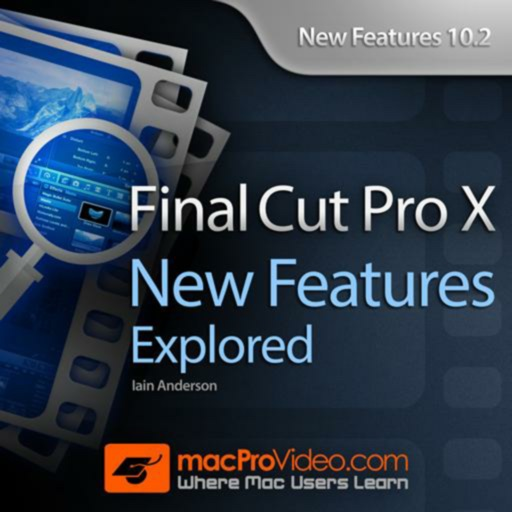 Course For FCPX 10.2 Features iOS App