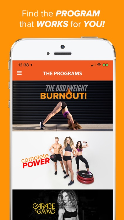 completeBURN Fitness On Demand