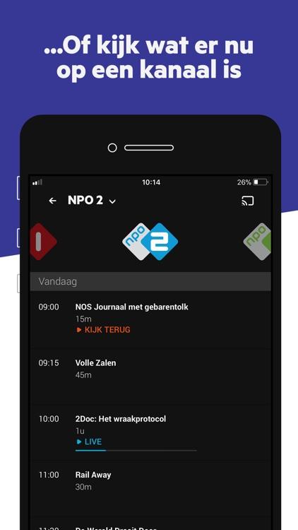 Telfort Interactieve TV screenshot-3