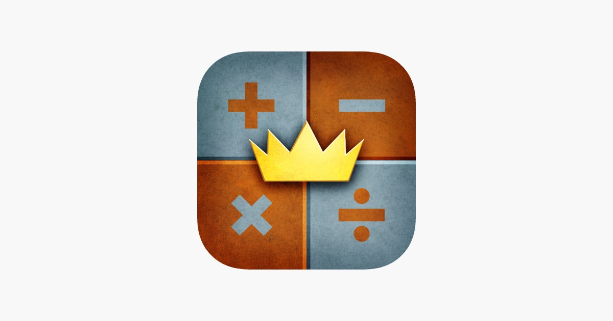 King of Math on the App Store