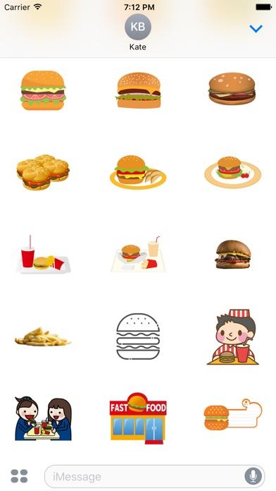 漢堡糊屏幕截圖3