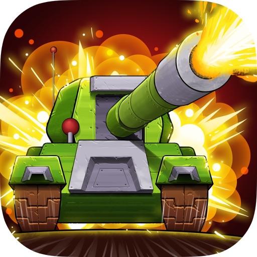 Mini Tank Battle City