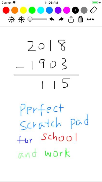 Super Simple Draw