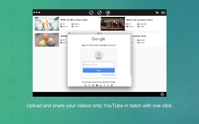 iFunia Video Converter Screenshot