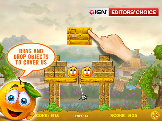 Cover Orange (Ad Supported) screenshot 6