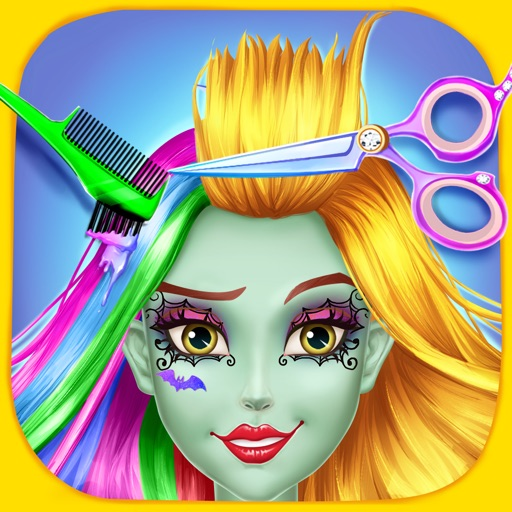 Monster High Beauty Spa Salon Icon