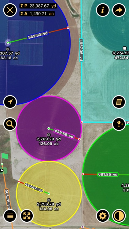 Planimeter — Measure Land Area screenshot-4