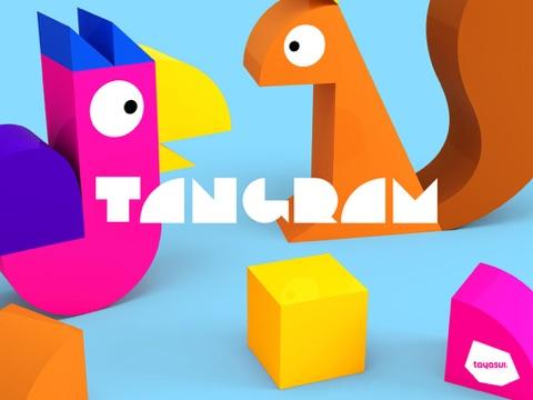 タングラム - Tayasui Tangramのおすすめ画像1