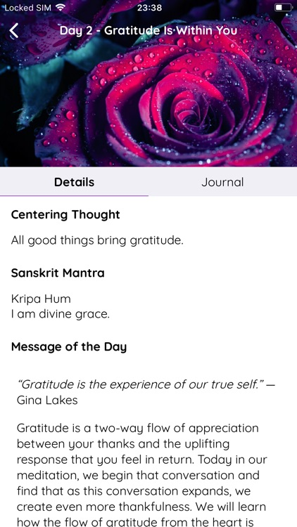 21-Day Meditation Experience screenshot-3