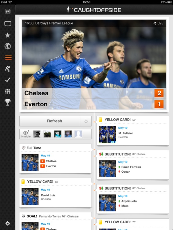 Caught Offside for iPad screenshot-3