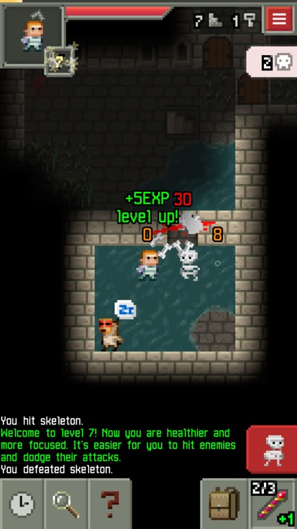 Pixel Dungeon screenshot-3