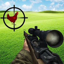 Chicken Shoot: 3D Sniping Game