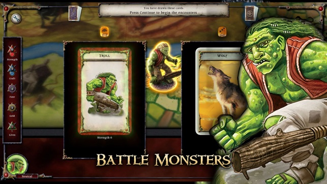 ‎Talisman Prologue Screenshot