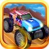 Happy Car Wheels Racing