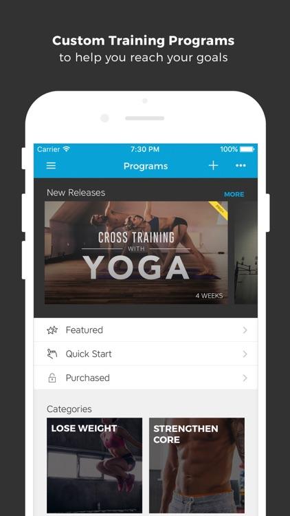 Workout Trainer: fitness coach screenshot-3