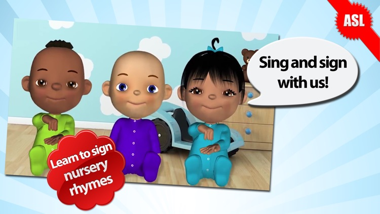 Baby Sign and Sing - ASL Nursery Rhymes