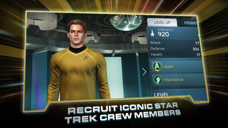 Star Trek Fleet Command screenshot-1