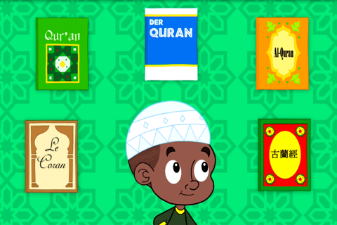 Let's Learn Quran with Zaky & Friends - náhled