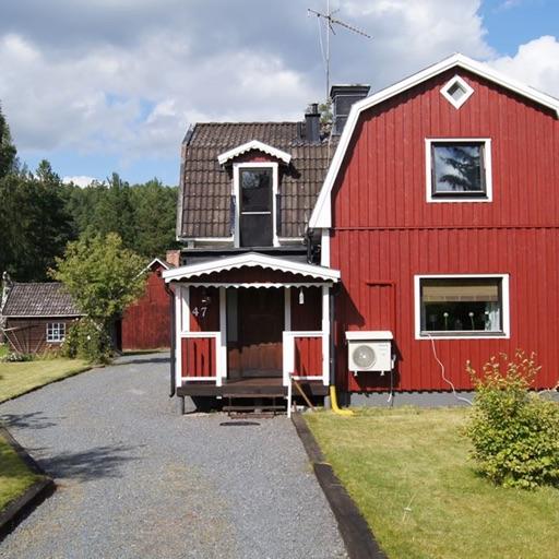 Schweden - Haus Hällefors