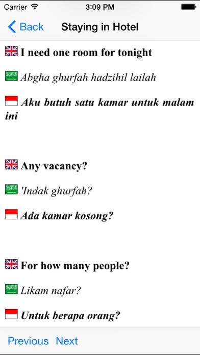 iLearnArabic English Indonesiaのおすすめ画像4