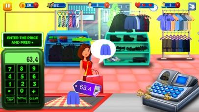 High School Girl Cash Register screenshot two