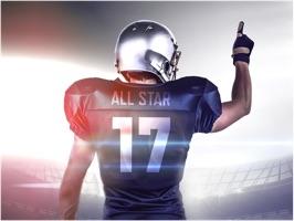 All Star Quarterback 17
