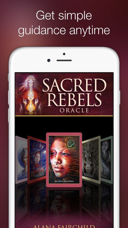 Sacred Rebels Oracle screenshot-1