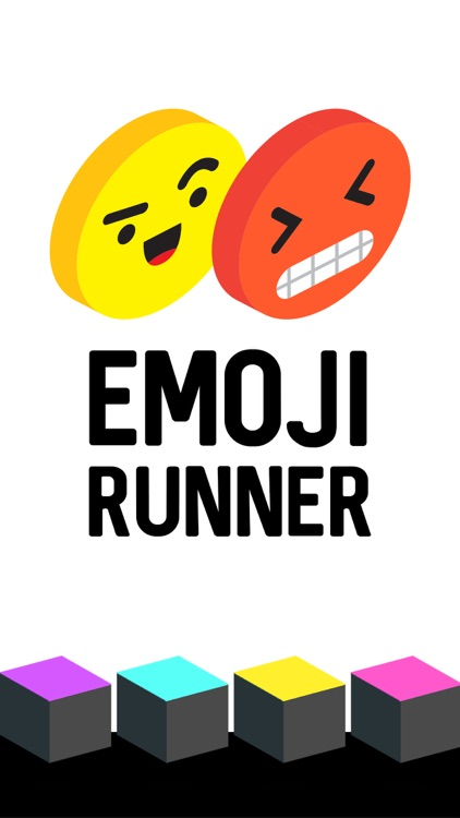 Emoji Runner Tap & Jump Games screenshot-0